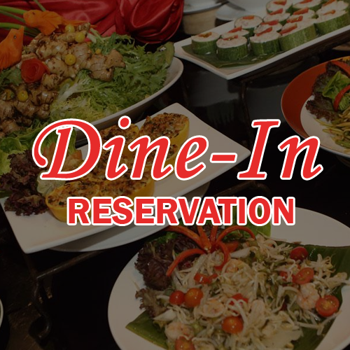 DINE-IN RESERVATION